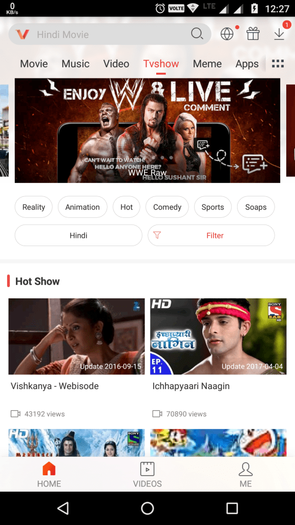 Kunena :: Topic: vidmate apk download install 3 28 (1/1)