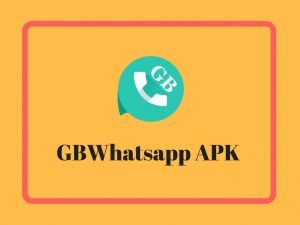 Download GBWhatsapp APK Latest Version 5.80+ (Official)